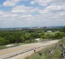Enchanted Rock, Texas by LRenyer
