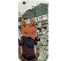 The outisder iPhone Case/Skin