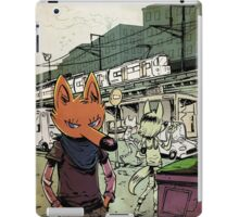 The outisder iPad Case/Skin