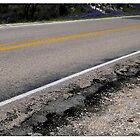 Hill Country Hwy. by LRenyer