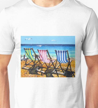 High tide and Heatwave Unisex T-Shirt