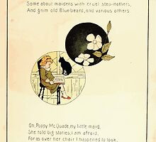 The Glad Year Round for Boys and Girls by Almira George Plympton and Kate Greenaway 1882 0063 Poppy McQuade by wetdryvac