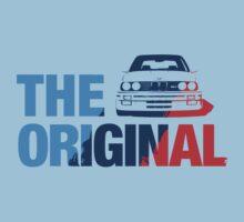 The Original M (e30) Baby Tee