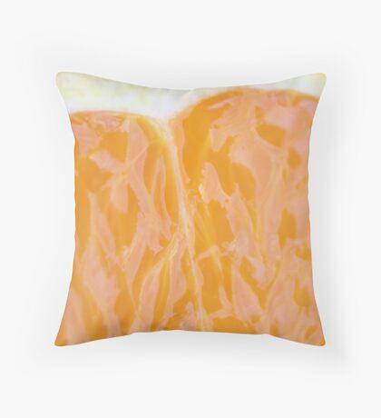 Zesty Throw Pillow