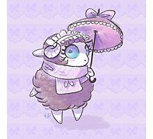 Animal Crossing - Muffy Photographic Print