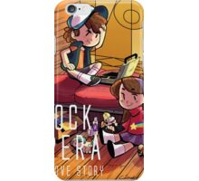 Sock Opera- A Glove Story iPhone Case/Skin
