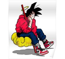 Goku's Day Off Poster