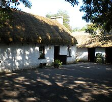 Thatch Roof Cottage - Bunratty, Ireland by kdilts