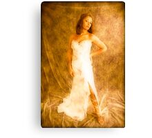 Etherial dream  Canvas Print