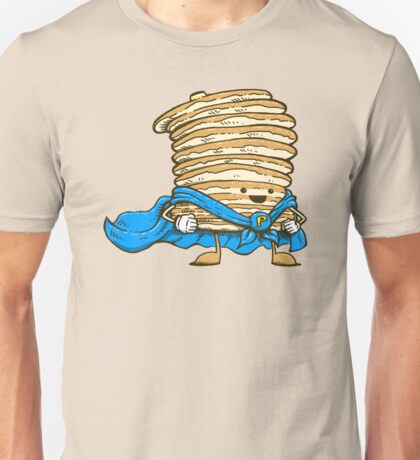 Captain Pancake Unisex T-Shirt
