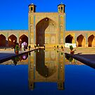 Vakil Mosque - SHIRAZ - IRAN by Bryan Freeman