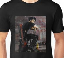 MITCH (full painting Tee) Unisex T-Shirt
