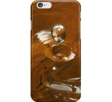 drop1 iPhone Case/Skin