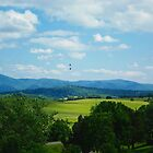 Rockbridge County, VA by Karen Checca