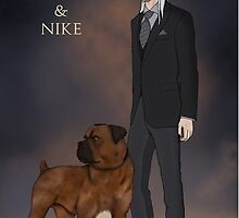 Charon & Nike by mischiefcorner
