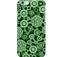 Ecosystem - Faded Green and Dark Green iPhone Case/Skin