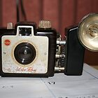 Kodak Holiday Flash Brownie by Virginia N. Fred
