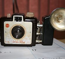 Kodak Holiday Flash Brownie by Virginia N. Fred