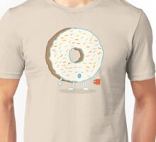 The Sleepy Donut Unisex T-Shirt