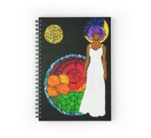 Passage of Time Spiral Notebook