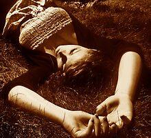 sleepy meadow by Ellie Cook