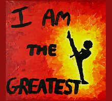 I Am the Greatest by Jazlyn Williams
