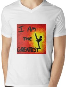I Am the Greatest Mens V-Neck T-Shirt