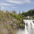 Snoqualmie Falls by DiamondCactus