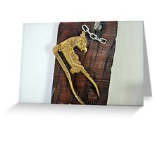 Get cracking !!!  Greeting Card