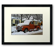 Sanford & Snow Framed Print