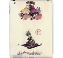 The Little Folks Painting book by George Weatherly and Kate Greenaway 0115 iPad Case/Skin