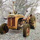 Rusty Old Fergy by Kelvin Hughes