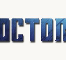 Doctor Who - Logo #5 by BenH4