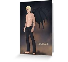 Michael - Brandywine Investigations Greeting Card