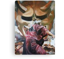 The Fall of Retroni  Canvas Print