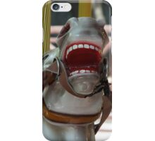 Laughing horse iPhone Case/Skin