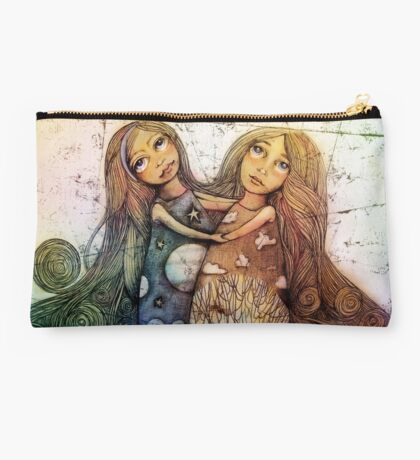 Night and Day Studio Pouch