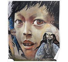 Quito Street Wall Art Poster