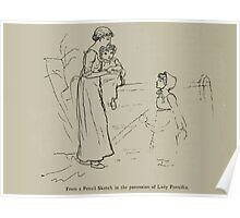 Kate Greenaway Collection 1905 0038 From a Pencil Sketch Poster