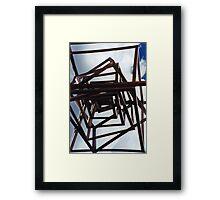 Public Art 2000 Albany NY Framed Print