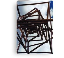 Public Art 2000 Albany NY Canvas Print
