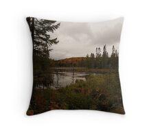 northern Ontario Throw Pillow