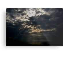 Jacobs Ladder Metal Print