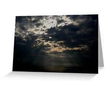 Jacobs Ladder Greeting Card