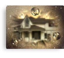 Cottage Dreams Canvas Print