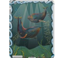 Whale Songs iPad Case/Skin