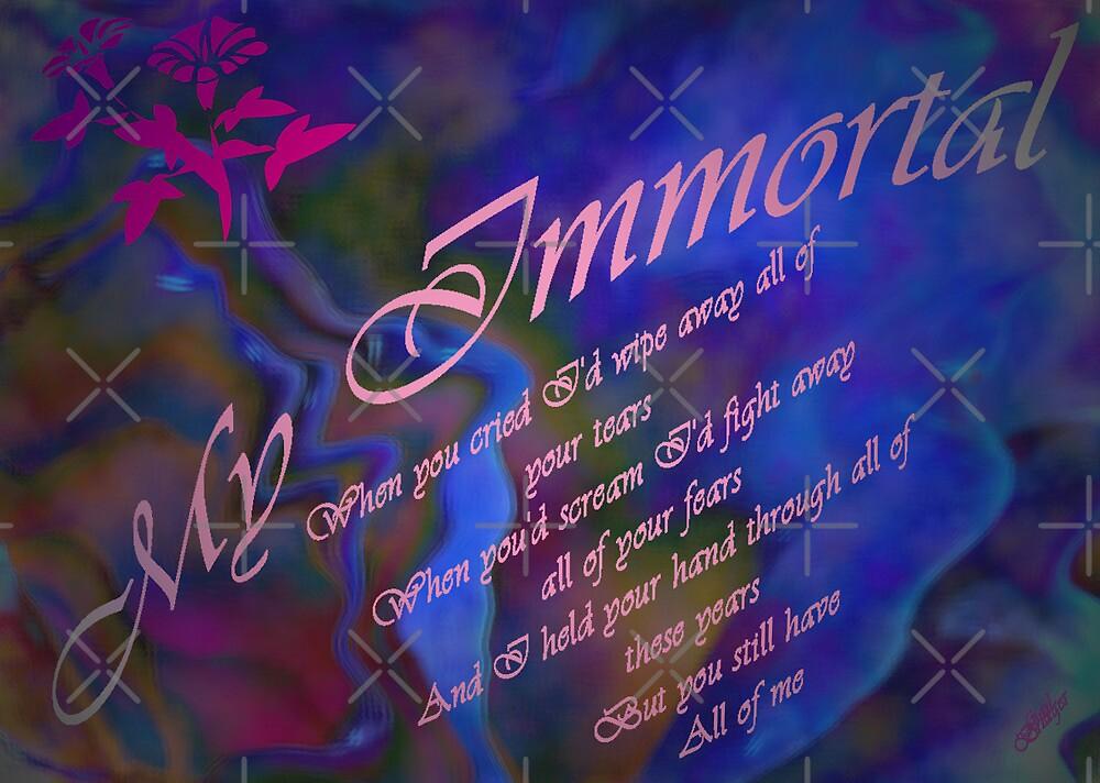 My Immortal by Gail Bridger