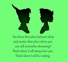Peter and Wendy by CoppersMama