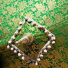 Silk Parasol by Kerry Dunstone