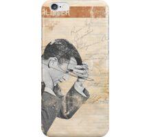Salinger iPhone Case/Skin